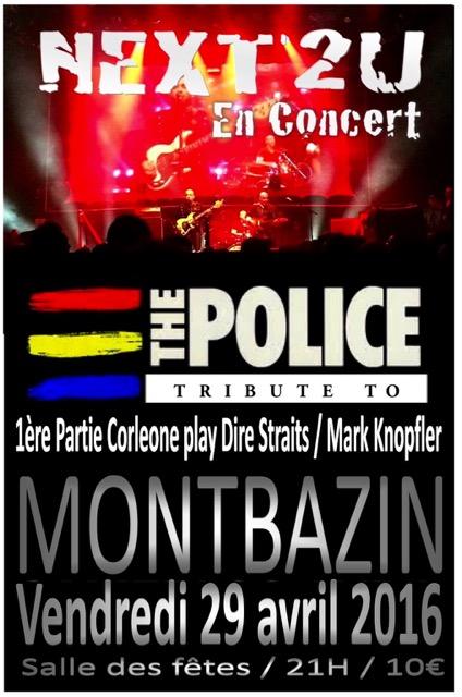 Affiche Montbazin 29 avril